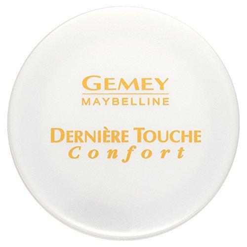 Maybelline New York - Dernière Touche Confort - Poudre Compacte - Chair Dorée (01) - 16 g