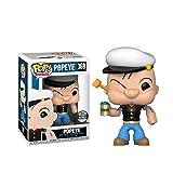 LBBD Popeye Pop Animación Figura de Dragon Ball Super Paisaje Decoración Adornos de Resina...