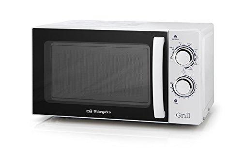 Orbegozo MIG 2030 - Microondas grill 700 W potencia