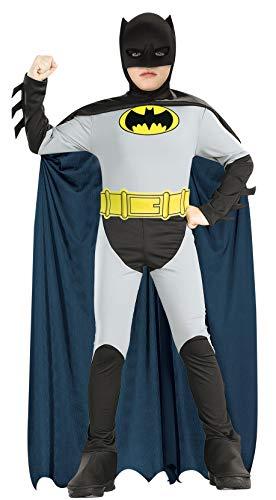 Rubie's Batman Classic Child's Costume, Medium