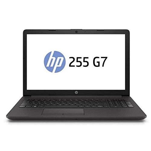 """HP 255 G7 Negro Portátil 39, 6 cm (15.6"""") 1366 x 768 Pixeles 2, 3 GHz AMD A A4-9125"""