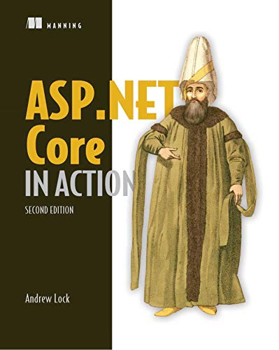 ASP.NET Core in Action, 2nd Edition Front Cover