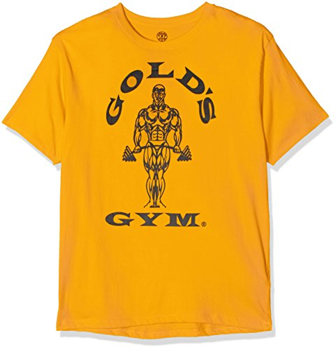 Golds Gym Muscle Joe T-Shirt Camiseta para Hombre
