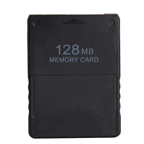 RUITROLIKER 128MB Speicherkarte Spiel Memory Card für PS2 Playstation 2