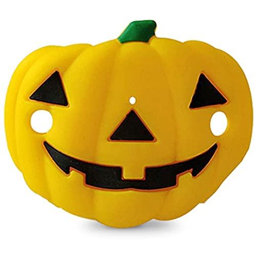 COSYOO Chupete De Silicona para Bebé De Halloween, Chupete De Calabaza para Dentición Infantil, Chupete Reutilizable para Fiestas, Accesorios para Bebés, Hogar