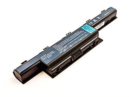 Akku kompatibel mit Packard Bell EASYNOTE LE69KB-12504G50MNS | 11.1 Volt | 4400 mAh | 48.84 Wh Li-Ion Akku