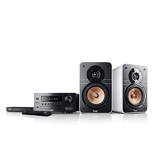 Teufel Ultima 20 Kombo Streaming Weiß Stereo Teufel Lautsprecher Bluetooth Musik...