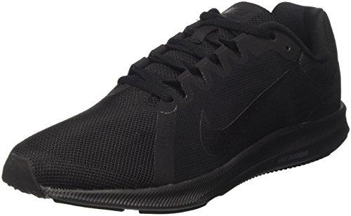 Nike Downshifter 8, Zapatillas de Entrenamiento para Hombre, Negro (Black/Black 002), 39 EU