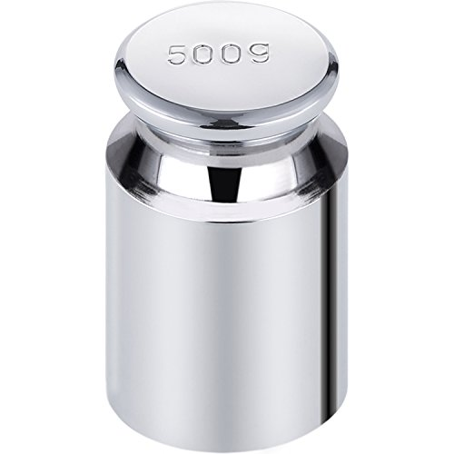 Calibration Weight 200g M2 Precision Chrome Plated Steel for Balance Scales