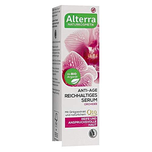 30 ml Anti-Age Reichhaltiges Serum Orchidee Alterra Naturkosmetik