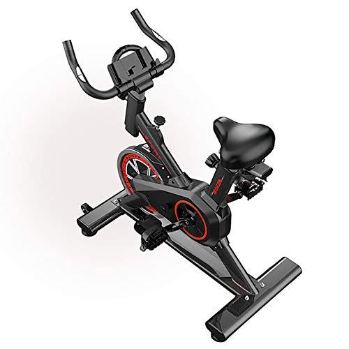 NRT Bicicleta De Ejercicio, Bicicleta, Bicicleta Ergómetro, Bicicletas De Giro Interior con El Pedal De ABS, Patada De Algodón, Bicicleta De Fitness De Gran Volante