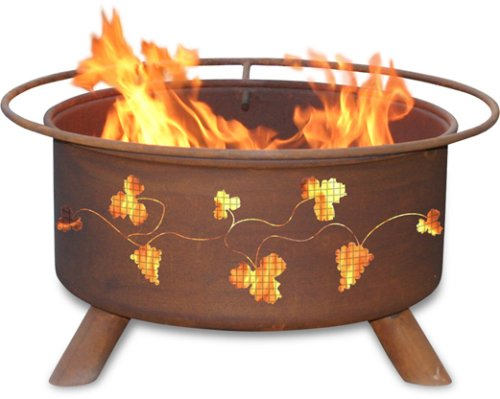Check Out This Patina Products F111,  30 Inch Grapevines Fire Pit
