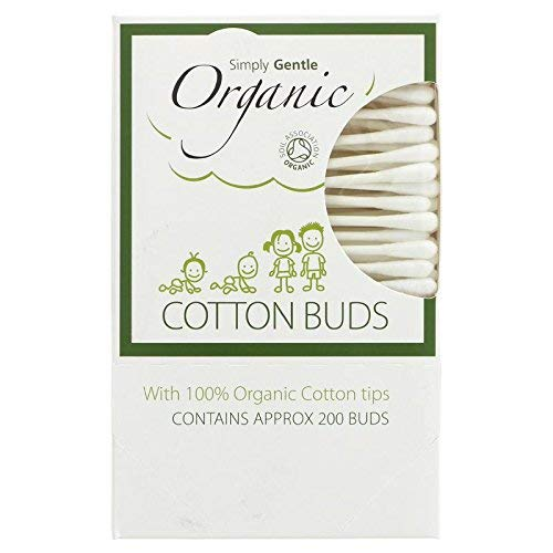 Organic Cotton Buds - 200