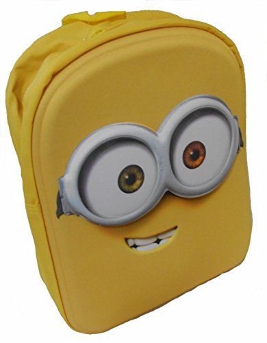 Minions 3D Eyes Backpack