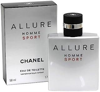 اسپری اسپانیایی Chettenêl Allure Homme Homme Sport ، EDT 1.7 اونس ، 50 میلی لیتر