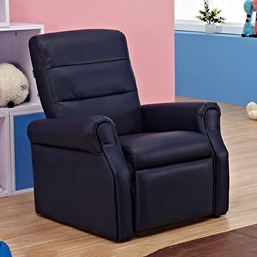 HAKN Canapé pour enfant (Couleur : Bleu)