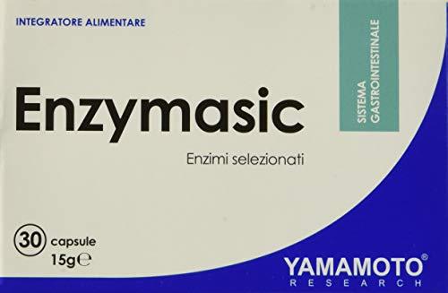 Yamamoto Research Integratore Alimentare Enzimi Selezionati - 30 Capsule