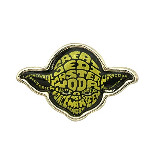 Ownit1st Star Wars Character Yoda Lapel Pin (Pickle)