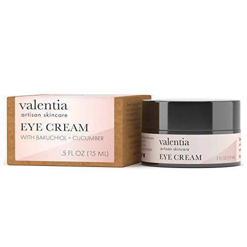 Valencia Eye Cream with Bakuchiol and Cucumber