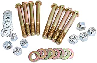 Rough Country Spring Eye Bolts Complete Set compatible w/ 1987-1995 Jeep Wrangler YJ 1184