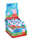 Ovetti di cioccolato finissimo al latte PEPPA PIG con Tante Sorprese da Collezionare (24 OVETTI)