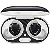 Skinit Decal Audio Skin Compatible with Samsung Galaxy Buds+ - Officially Licensed Originally Designed Carbon Fiber Design