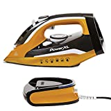 Best Cordless Steam Irons - PowerXL Cordless Iron and Steamer, Iron with Ceramic Review