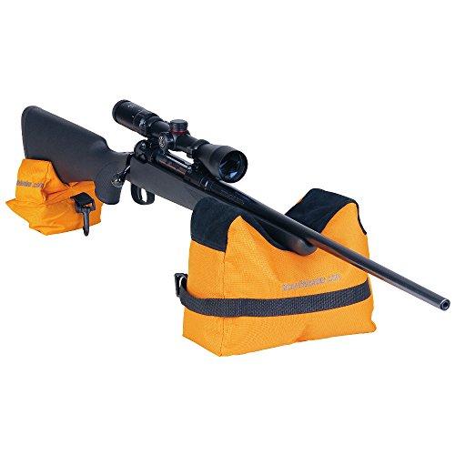 Smartreloader SR200 Combo Shooting Bags - Set di Sacche da Tiro, Anteriore e Posteriore