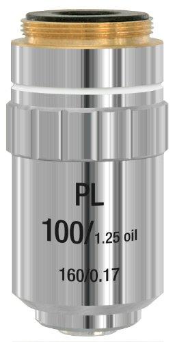 Bresser Mikroskop-Objektiv planachromatisch DIN-PL 100x (Öl)