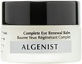 Algenist Complete Eye Renewal Balm - Vegan Hydrating & Soothing Under Eye Primer with Vitamin C, Caffeine and Cucumber - Non-Comedogenic & Hypoallergenic Skincare (15ml / 0.5oz)