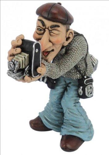 Funny Job Fotograf Les Alpes Figur Beruf