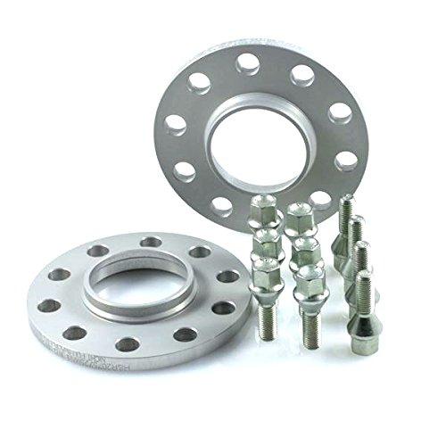 Preisvergleich Produktbild TuningHeads / Eibach .0419251.DK.S90-2-10-021.500-312 Spurverbreiterung,  20 mm / Achse + Radschrauben,  20 mm / Achse