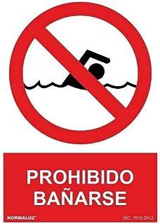 Amazon.es: carteles de baño