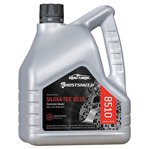 Ghostshield 8510 Oil Resistant Garage Floor & Driveway Sealer Covers 300 Sq. Ft