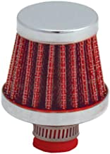 Spectre Performance 3992 Red 9mm Breather Filter