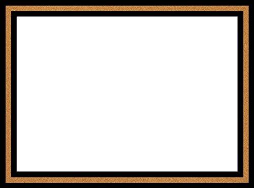 Quartet 1903975 - Pizarra magnética (430 x 580 mm), marrón