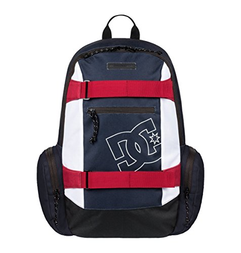 DC Shoes Herren The Breed Backpack, Black Iris, One Size