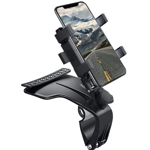 Phone Holder for Car, Adjustable Rotation 1200°...