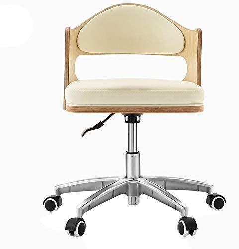 Sillas de oficina muebles de oficina giratoria de oficina silla de la elevación silla de cuero sillón telesilla pequeños,A