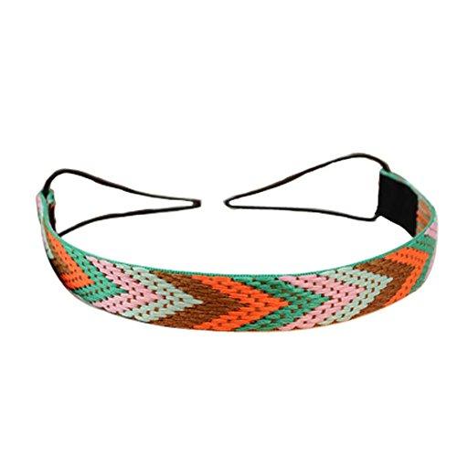 été hairband Bohemian sauvages accessoires pour cheveux simples hairband bandeau