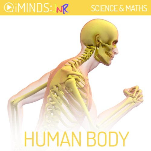 Human Body audiobook cover art