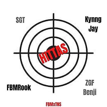 Hittas (feat. Kynng Jay, SGT & ZGF Benji)