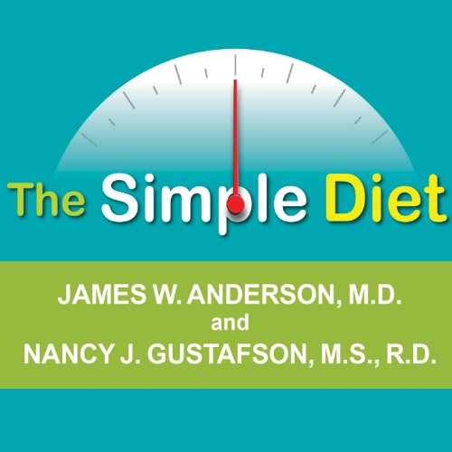 The Simple Diet audiobook cover art