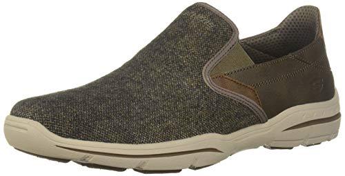 Skechers Herren Harper-Trefton Driving Style Loafer, Braun (braun), 38.5 EU