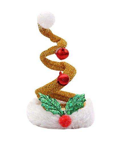 5 pièces Noël Dessin animé Pinces à cheveux Mignon Pinces à cheveux, 6*10cm/F