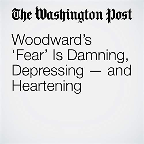 Woodward's 'Fear' Is Damning, Depressing — and Heartening audiobook cover art