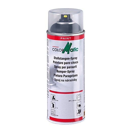 ColorMatic 856600 Kunststoffspray, 400 ml, Schwarz
