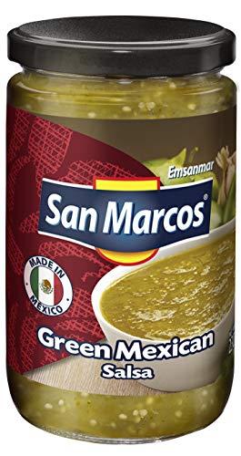 San Marcos Salsa Verde - 230 gr