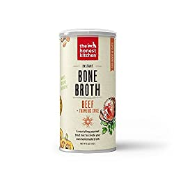 Bone marrow for dogs in a powder by Honest Kitchen