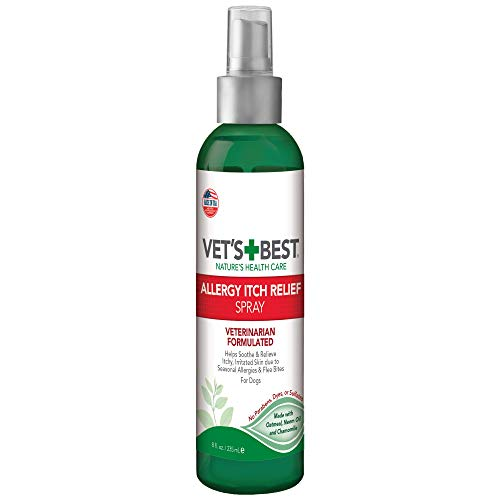 Vet's Best Natural Allergy Itch Relief Spray